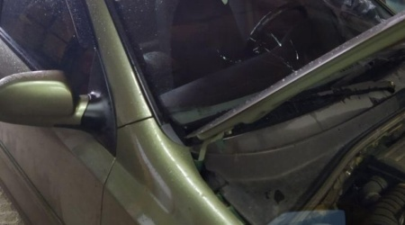Установка стекла на Chevrolet Lacetti (1)